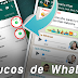 ¡4 Trucos para leer Mensajes de Whatsapp sin que se den cuenta!