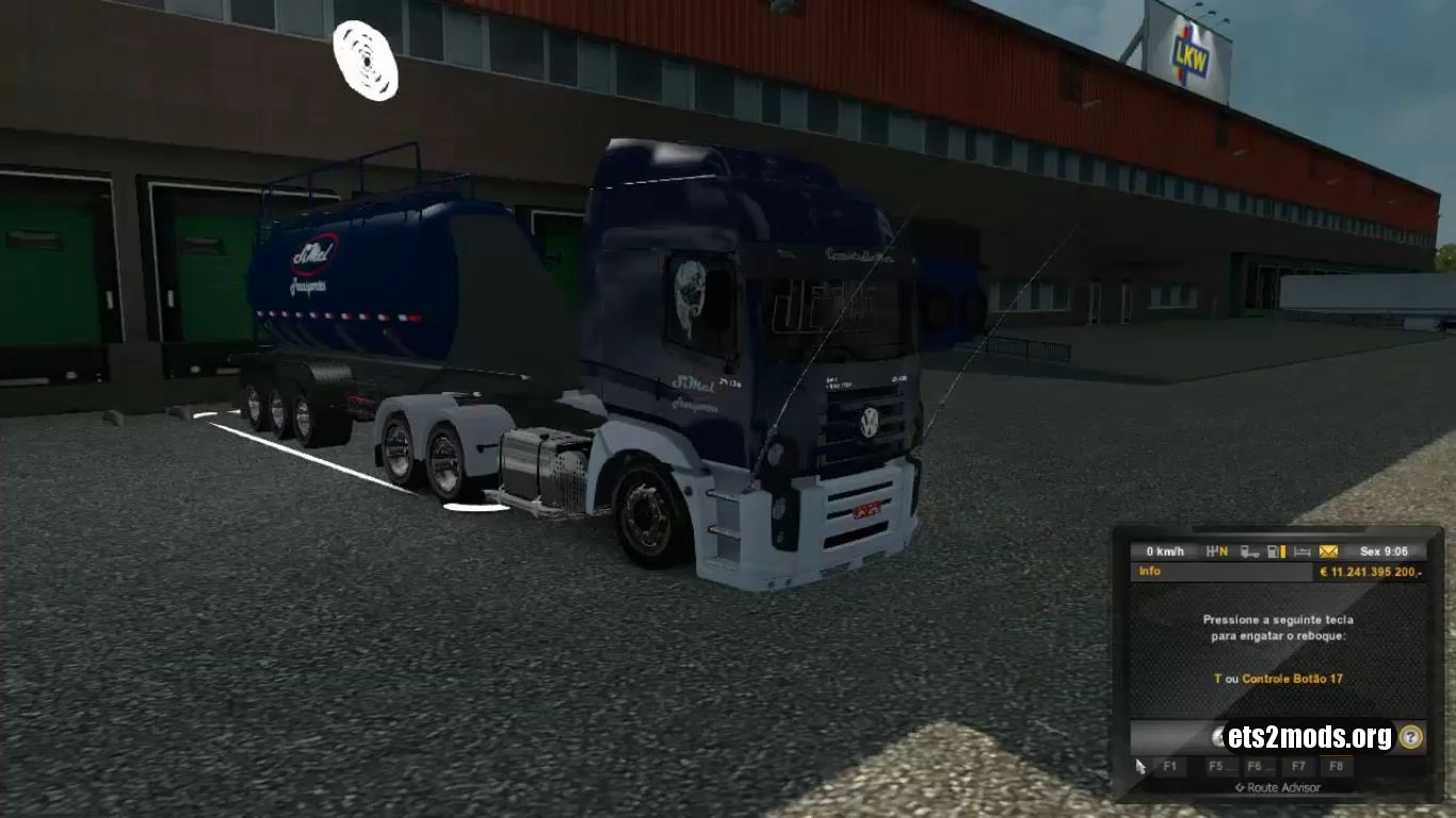 SIMEL Transport Trailers Pack