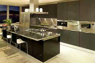dapur minimalist