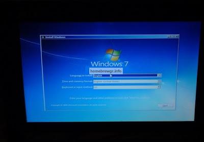 Πως να εγκαταστήσετε τα Windows 7 σε Netbook/Laptop 4