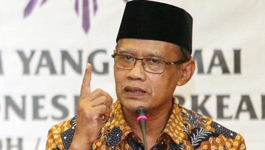 Ketua Muhammadiyah: Hijrah Kadang Berlebihan, Cadar Bukan Syariat Islam