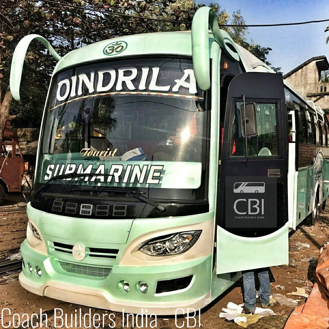quality coach builders india bus building in india - HD 1080×1080