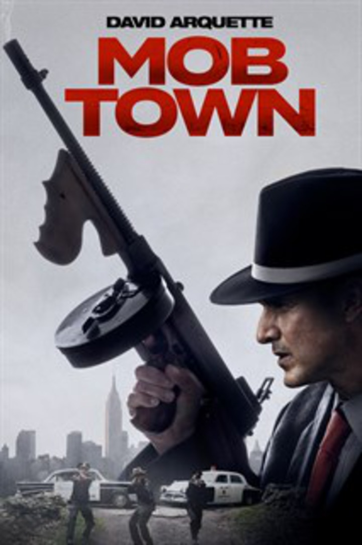 Mob Town [2019] [CUSTOM HD] [DVDR] [NTSC] [Latino]