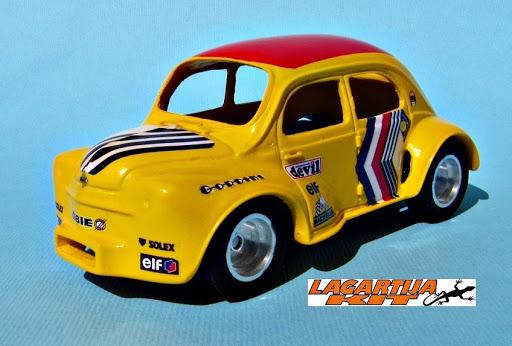 Renault 4CV Grupo F