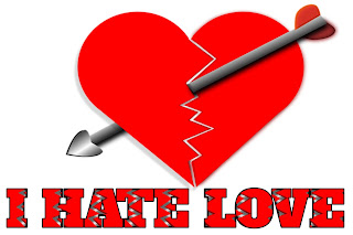 Hate love image free, hate love pic
