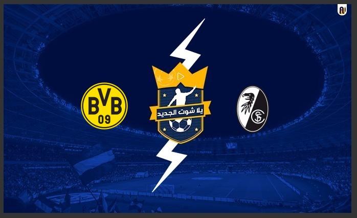 نتيجة مباراة بروسيا دورتموند وفرايبورج اليوم  في الدوري الالماني