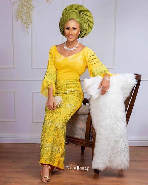 2019 Pure Class Asoebi Styles to Copy