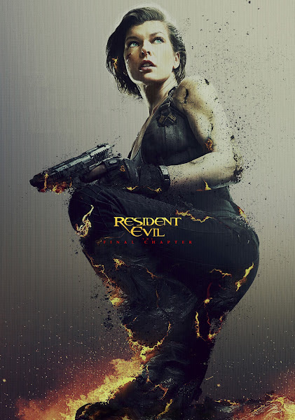 Resident Evil: The Final Chapter 2016 Dual Audio Hindi 720p BluRay