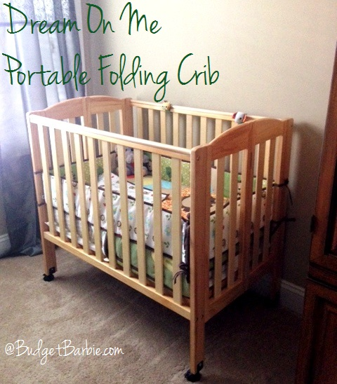 in walmart crib on mini portable dream natural cribs me ip com bedding lightweight