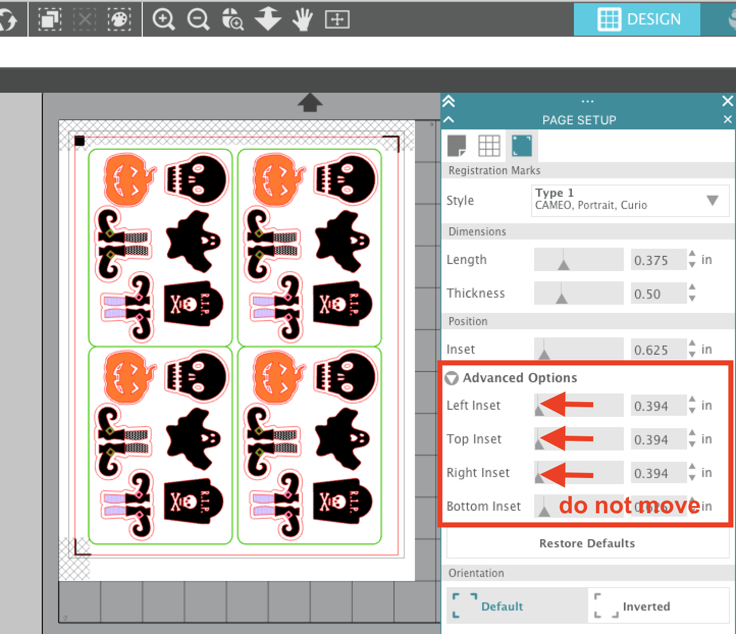How To Make Print And Cut Sticker Sets Silhouette Studio V - Where to print stickers