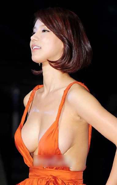 Nsfw Oh In Hye 오인혜 Revealing Plenty Of Breast Juicy