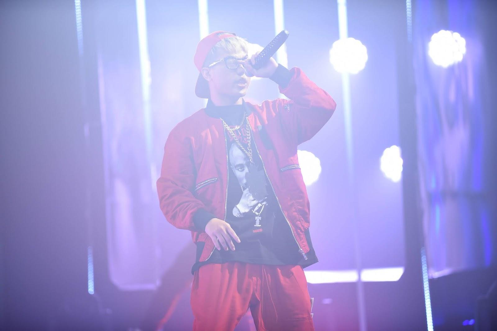 RichChoi: 'Đẹp như Á hậu Kiều Loan dễ được chú ý ở King of Rap'
