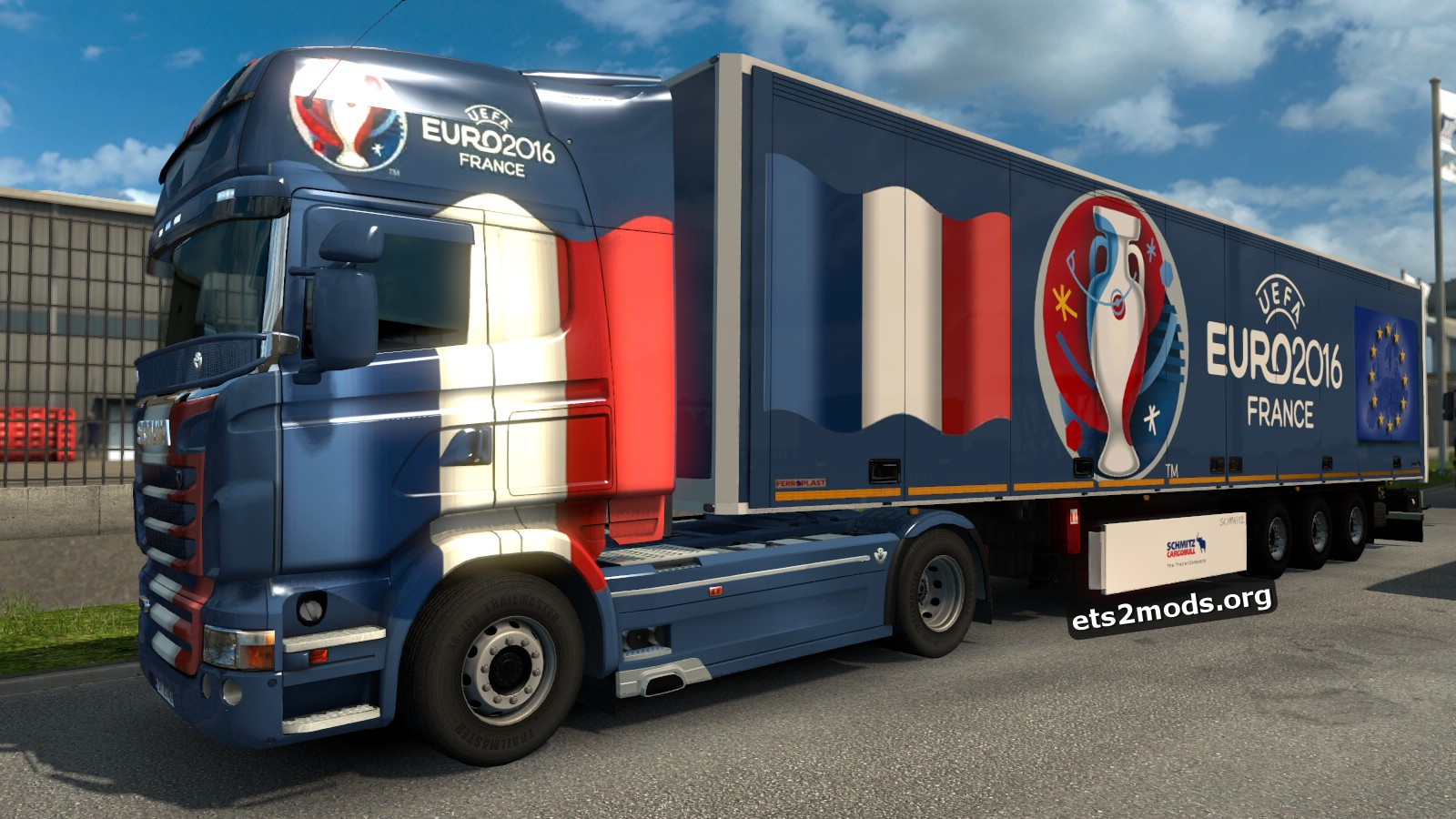 Combo Pack UEFA EURO 2016