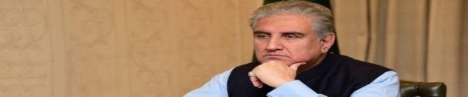 Qureshi Stresses Resolution of Palestine, Kashmir Issues In Meeting With UNGA President: Pak Media