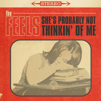 Noticia. The Feels y su single 'She's a probably not thinkin of me', próximamente a la venta con el sello Hurra! Música