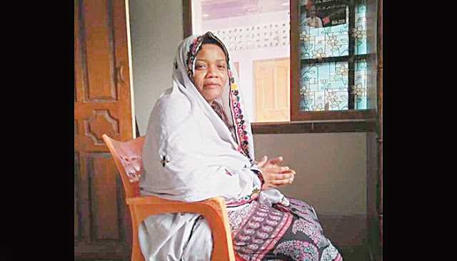Meet Tanzeela, First Sheedi Woman to be Elected As Member of Sindh Assembly