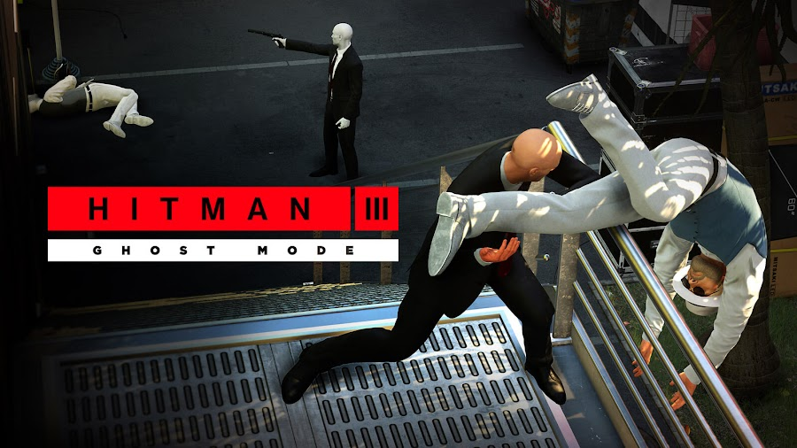 hitman 3 no ghost mode 1v1 competitive multiplayer mode hitman 2 co-op online server shutdown stealth action-adventure game io interactive pc playstation 4 ps4 playstation 5 ps5 xbox one xb1 xbox series x xsx