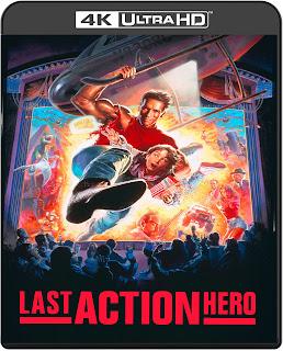 Last Action Hero [1993] [UHD] [Latino]