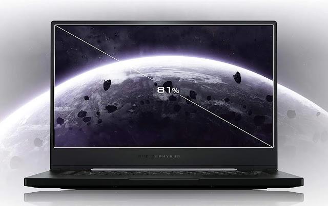 ASUS ROG Zephyrus M thin Gaming Laptop