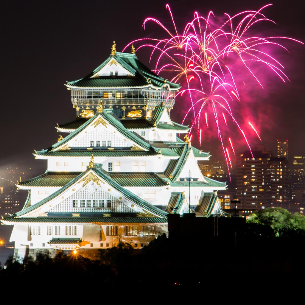 For Our Japan: 日本三大夏祭 ~ 大阪天神祭