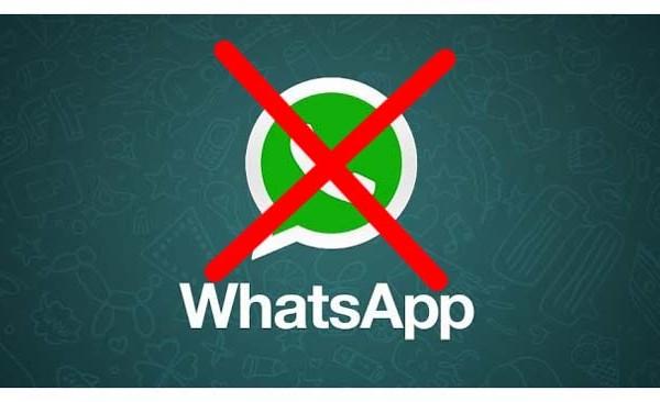 Whatsapp bloqueio.