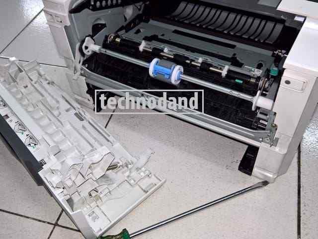 Cara Melepas Mekanik Tray 1 Printer Laser Hp m402