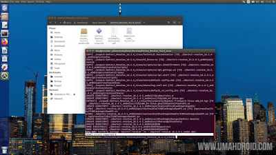 Cara Install Davinci Resolve di Ubuntu