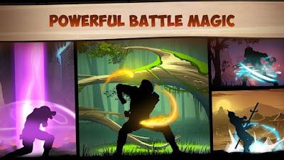 تحميل لعبة Shadow Fight 2 مهكرة للاندرويد