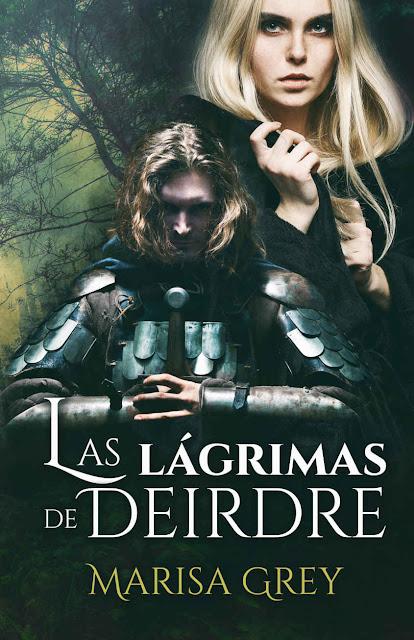 Las lágrimas de Deirdre, romántica histórica, Marisa Grey, reseña