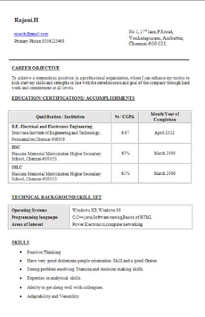 resume business owner
