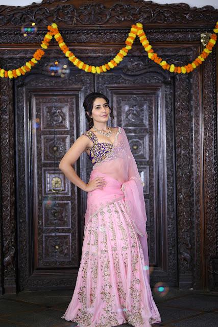 tollywood heroine Rashi Khanna gallery