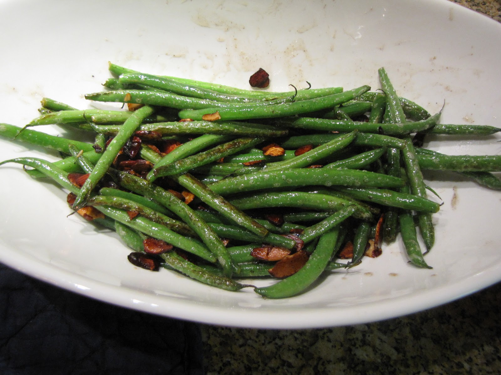 Recipe Rendezvous: Sauteed Green Beans
