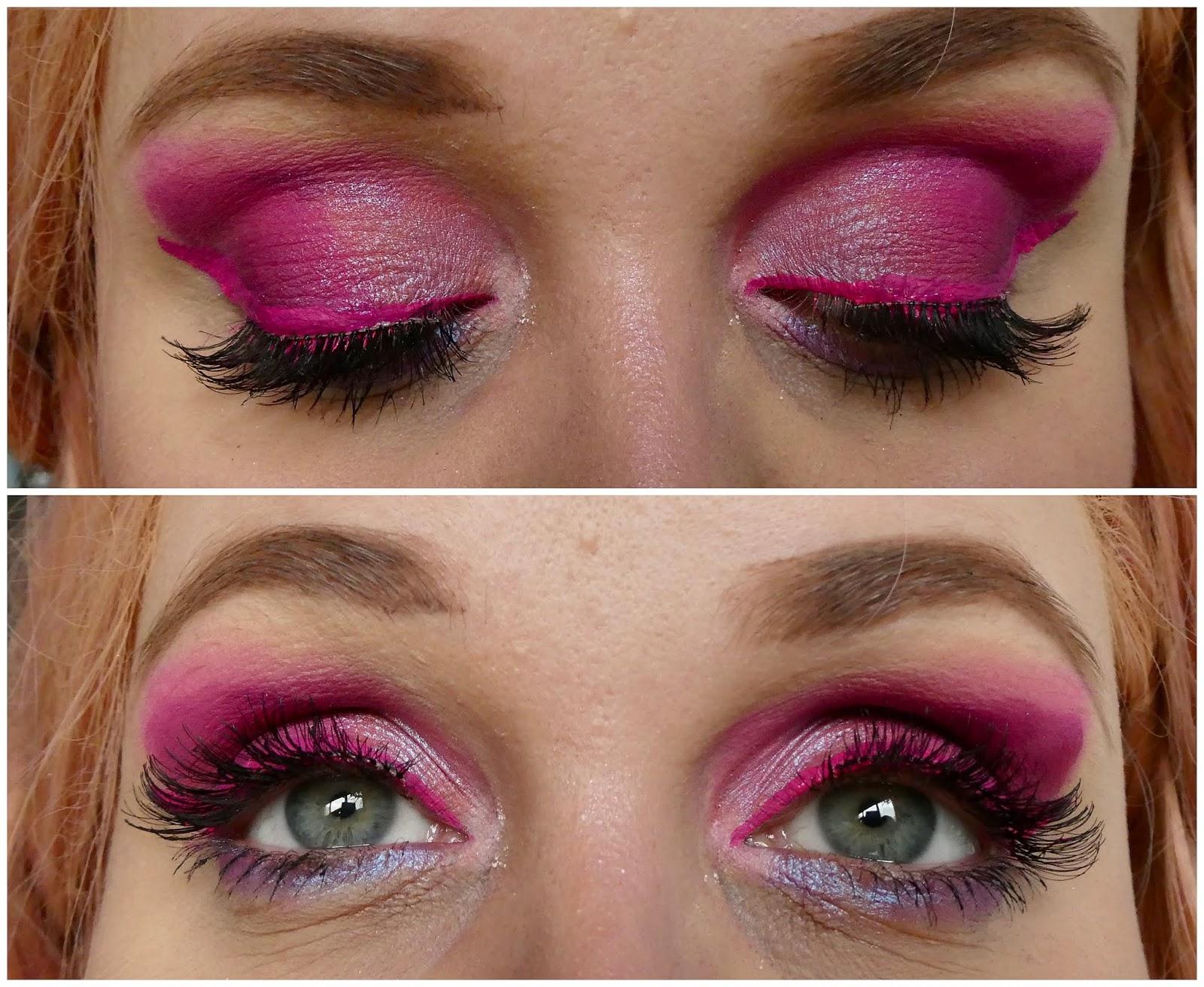 Pretty in Pink 'Valentine's Day' Makeup | Tutorial