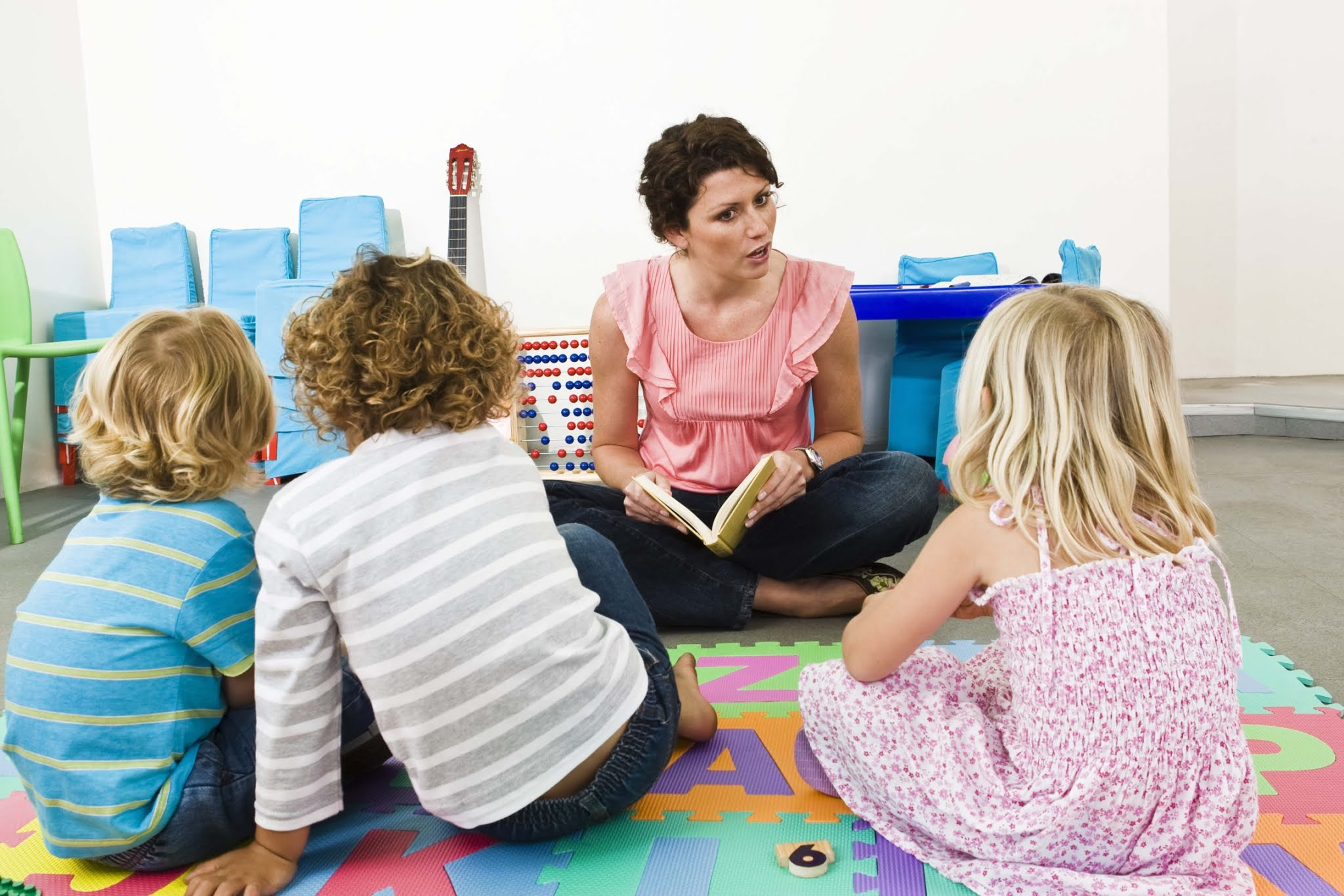 What Can You Do With A Diploma In Early Childhood Education?