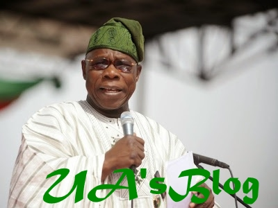 God Is A Nigerian – Obasanjo