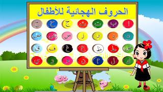 درس توضيحي في مادة اللغة العربية ( حرف الذال,الغين,الطاء,الكاف )