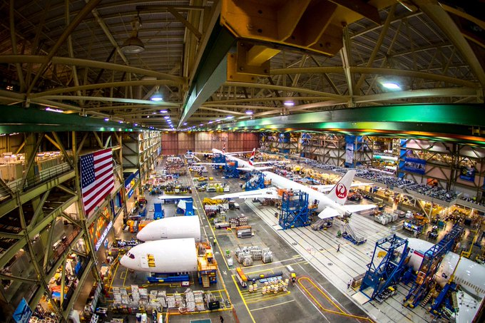 Boeing To Cut More Than 12,000 Jobs In The United States