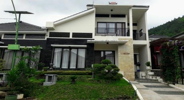 Villa M50 Batu Malang