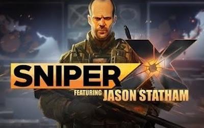 لعبة SNIPER X WITH JASON STATHAM