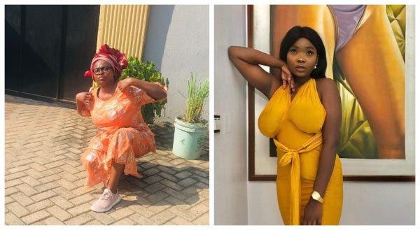 I get depressed when men stare at my breast – Mummy Wa