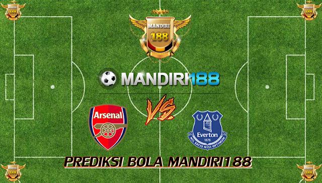 AGEN BOLA - Prediksi Arsenal vs Everton 4 Februari 2018