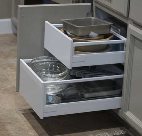 Ikea Kitchen Cabinet Pullouts