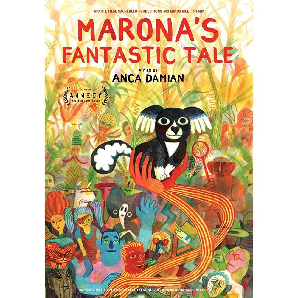 Antti Alanen: Film Diary: L'extraordinaire voyage de Marona / Marona's Fantastic Tale