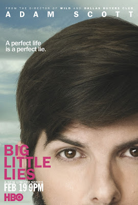 Big Little Lies Poster Adam Scott