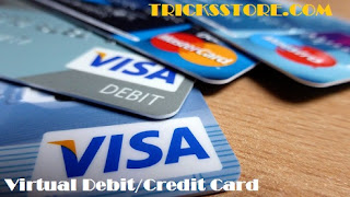SBI PNB CITIBANK HDFC ICICI Bank Virtual Cards