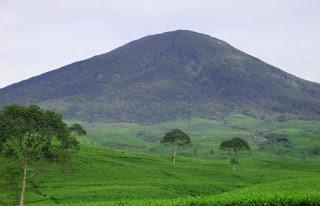 Jalur Pendakian Gunung Dempo Via Rimau