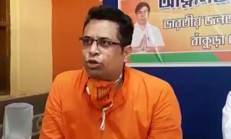 Soumitra will defeat the Trinamool in the panchayat vote. MP of Bishnupur in old rhythm again