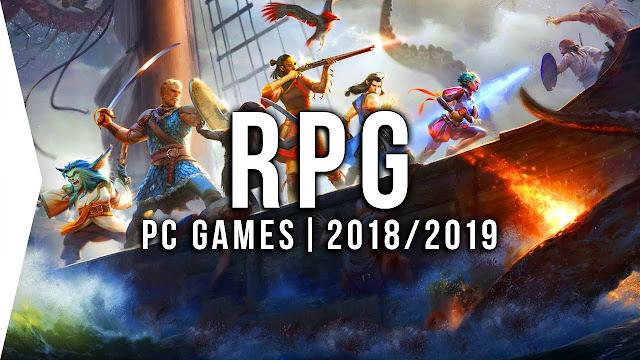 Top próximos jogos de RPG de 2019