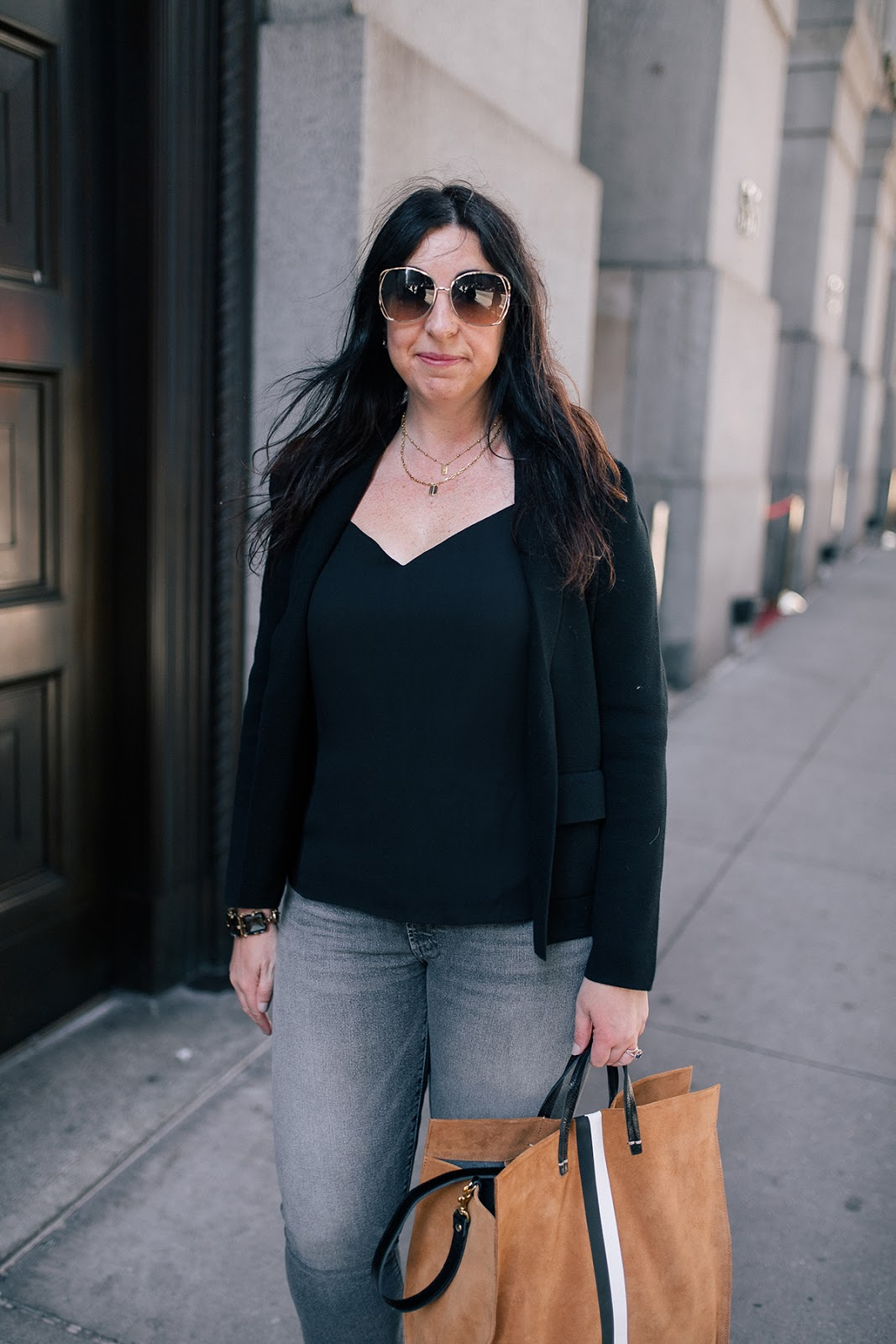 OOTD: Best bets during the Banana Republic Friends and Family Fall 2019 promo :: Effortlessly with Roxy