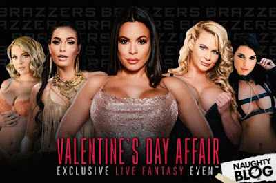 Brazzers Live – Valentine's Day Affair (2020/FULLHD)